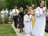 Palm Sunday Procession 2013