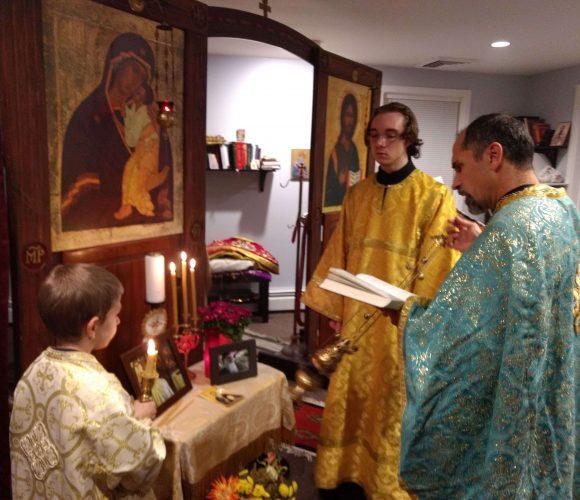 Memorial service to Fr George Calciu-2