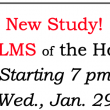 New 4-Week Wednesday Bible Study on the Psalms of the Hours